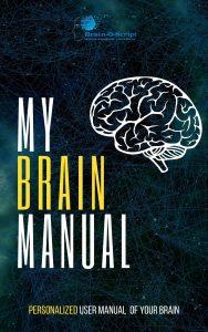 Brain manual cover